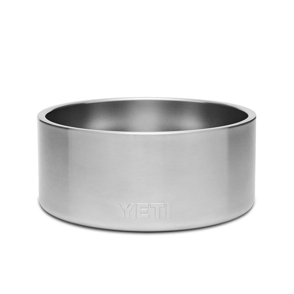 YETI Boomer 8 Stainless Steel, Non-Slip Dog Bowl, Stainless Steel by YETI (Image #1)