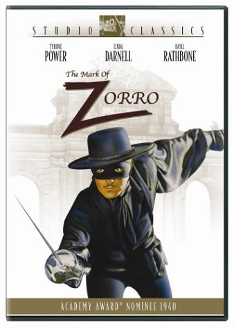 Mark of Zorro Special Edition