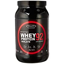 Sinew Nutrition Raw Whey Protein Isolate 92% - 1  kg
