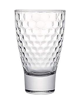 Tavola Luxe Honeycombel - Cristal de alta bola (375 ml): Amazon.es: Hogar