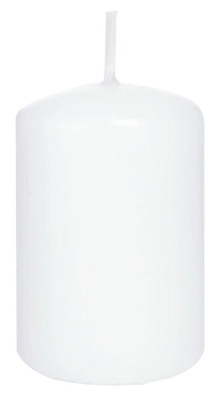 Trend Light 823030Candele, 60x 40mm 8Pezzi–RAL Marchio–Colore Bianco Trendstyle Creativ GmbH