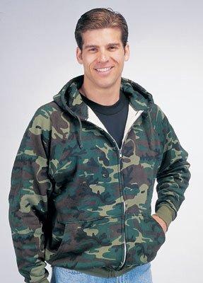 Amazon.com  Thermal-Lined Zipper Hooded Sweatshirt 570c727ce24