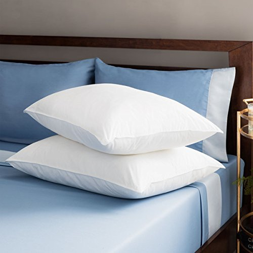 Medium Density Bed Pillows (Premier Down-like Personal Choice Density Pillows (Set of 2) (Medium))