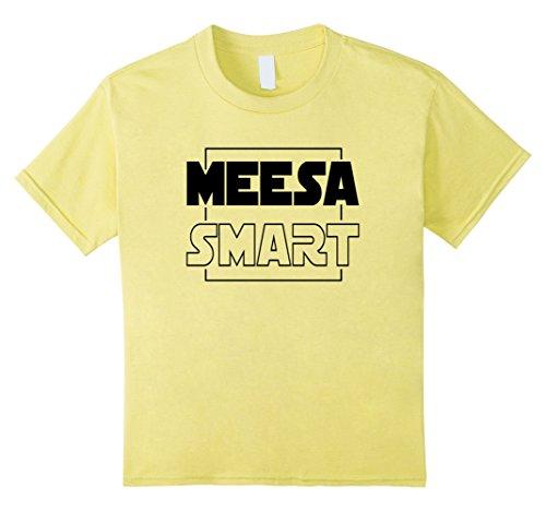 Kids Messa Smart Shirt Funny Science Fiction Fantasy Geek Gift 12 Lemon