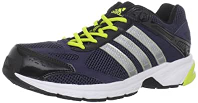 adidas Men's Duramo 4 M Running Shoe,Urban Sky/Matte Silver/Lab Lime,11.5 M US