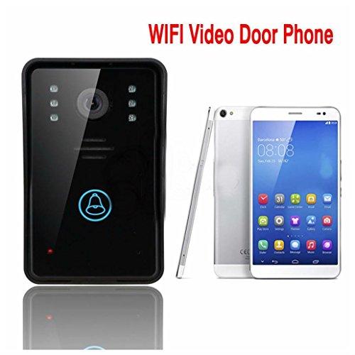 Smart Wireless WiFi Video Camera Door Phone Doorbell Intercom Monitor Security by Unbranded* (Image #1)