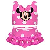 Disney Polka Dot Minnie Mouse Swimsuit -- 2-Pc.