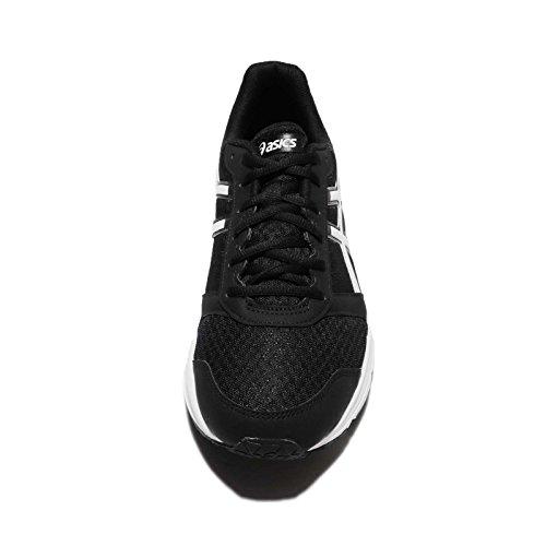 ASICS Men's Patriot 8, Black/White, 26.5 cm