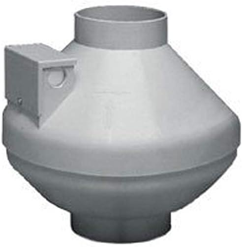 NuTone ILRF In-Line Fan, Radon Mitigating, 140 CFM, White