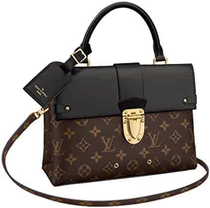 687a90c2961a Louis Vuitton Monogram Canvas One Handle Flap Bag MM Handbag Article   M43125 Made in France