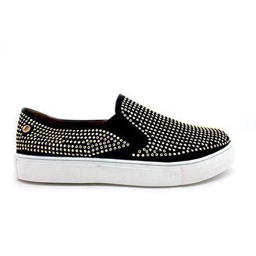 XTI, Sneaker donna nero