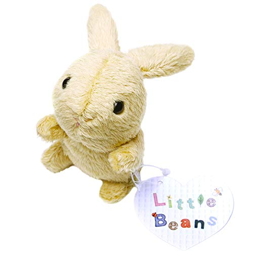 (Stuffed Animal Plush Toy - Little Beans Stuffed Rabbit 3.5