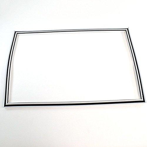 (242193206 Refrigerator Door Gasket (White) Genuine Original Equipment Manufacturer (OEM) Part White)
