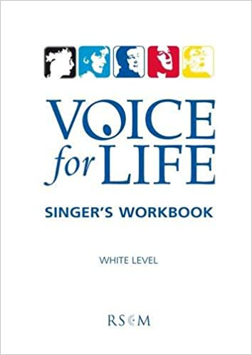 Book Voice for Life Singer's Workbook 1 - White Level