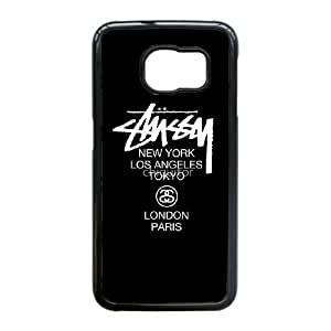 Samsung Galaxy S6 Edge Cases Cell Phone Case Cover Stussy Logo 6R67R829535