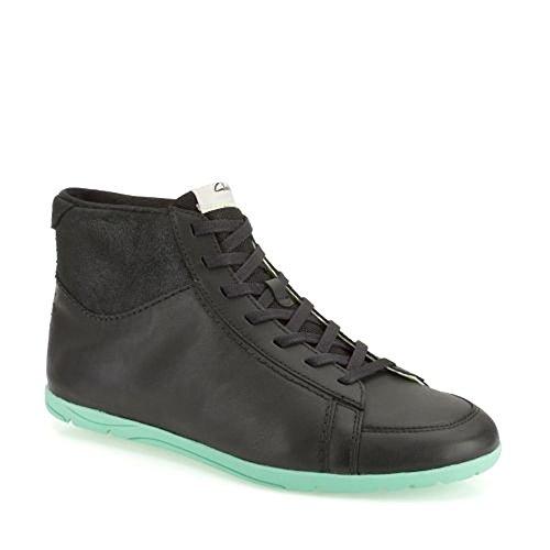Clarks Jaqui Mid Mujeres Footwear Black
