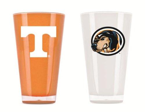- NCAA Tennessee Volunteers 20oz Insulated Acrylic Tumbler Set of 2