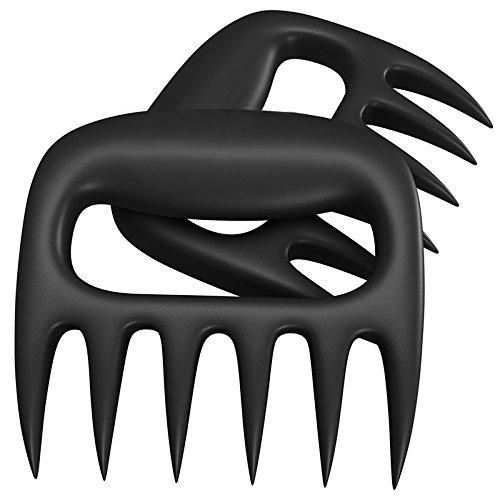 Xiton 1pcs de la barbacoa asar parrilla para cocinar garras de oso patas Shred Carne de Cerdo Ascensor Tire Handler Tenedor pinzas de cocina Accesorios para herramientas