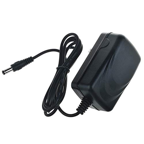Digipartspower 4ft Small AC DC Adapter for DeVilbiss Vacu-Aide 7310 Series Compact Suction Unit 7310PR-D 7310PRD VacuAide Portable Aspirator Machine Power Supply Cord Cable PS Charger Mains PSU ()