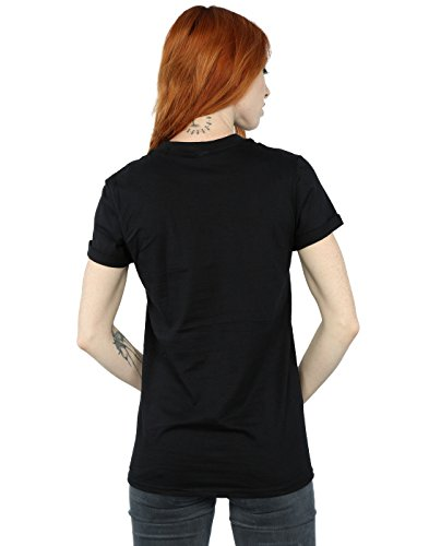 Guns N Roses - Camiseta - Manga corta - para mujer negro negro X-Large