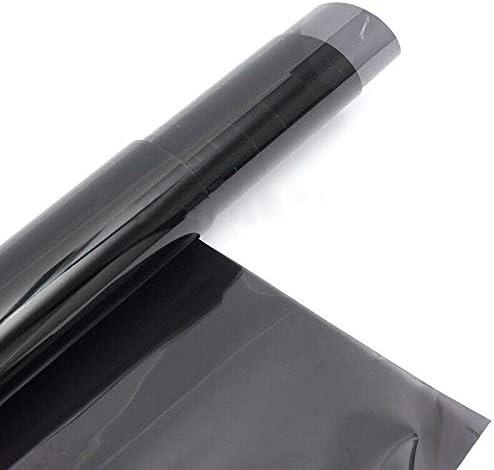 15/% VLT Nero PRO Car Window Window Tint Tinting Film Roll 50 100 Centimetri ETbotu Pellicola Oscurante per vetri Auto