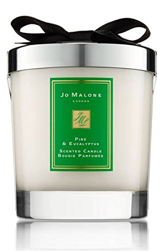 JO MALONE LONDON Pine & Eucalyptus Home Candle 200g. - Christmas 2017 Limited Edition