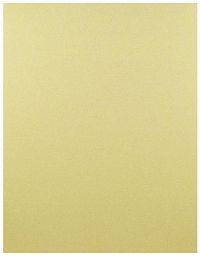 Shimmer Yellow 8 5X11 Multipurpose Metallic