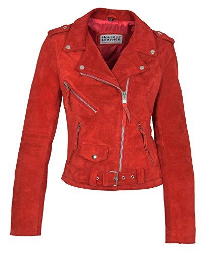 Goods Red Femme Blouson A1 Rouge Fashion ATx7qwza