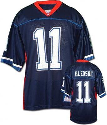 drew bledsoe buffalo bills jersey