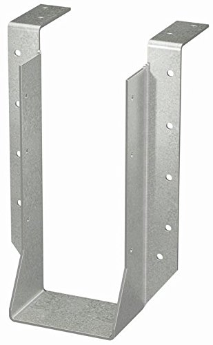 Simpson Strong Tie HU410TF 4x10 Heavy Duty Top Flange Joist Hanger ()