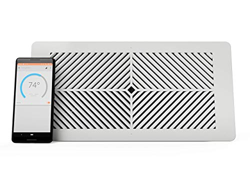 Flair Smart Vent, Smart Vent for Home Heating and Cooling. Compatible with Alexa, Works with ecobee, Honeywell Smart… 1