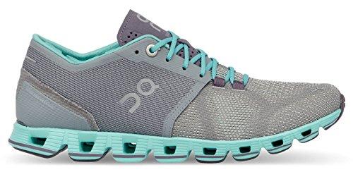 Grey Lightweight Cloud Atlantis Shoes On Atlantis Running Grey Womens X URx8wOqH