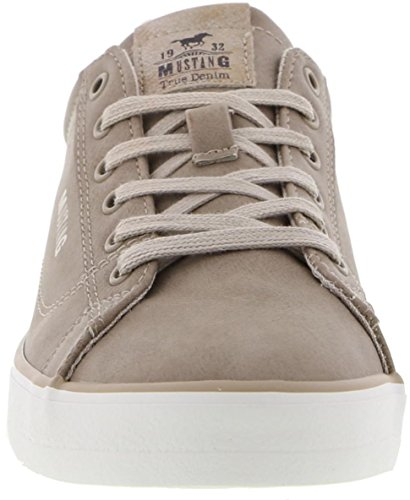 Marron 318 Sneakers Basses Femme taupe Mustang 301 1267 318 xvqwYgZT