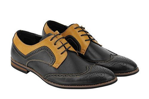 Xposed - Zapatos de Vestir hombre Negro - negro