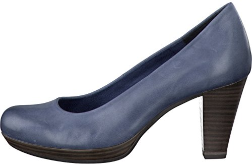 24 Tozzi femmes Escarpin 22444 Denim 2 Marco tqI0wOaOd