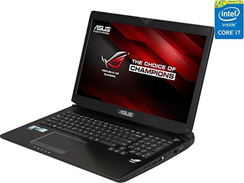 ASUS ROG G750 Series G750JM-DS71 Gaming Laptop Intel Core i7 4700HQ (2.40GHz) 12GB Memory 1TB HDD NVIDIA GeForce GTX 860M 17.3'' Windows 8.1 64-Bit