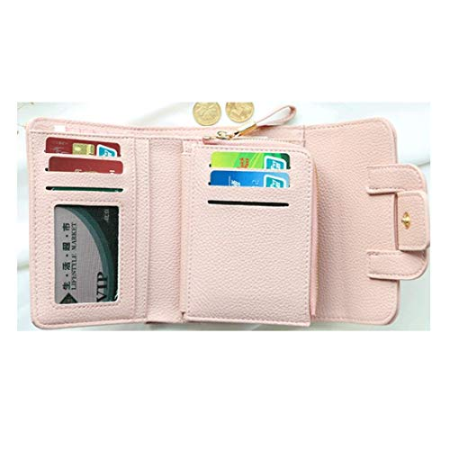 Bolsa Ideal La El Mujeres Que Monedero Dobla Linda Regalo Pink Para Hombro Colores Mini Cartera De Las color Cinco rwn1OqEr