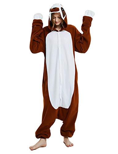 Yip Snap (Cow Animal Onesie Pajamas Halloween Cosplay Costume Women Girls)