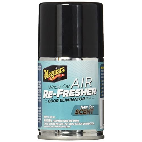 meguiar s me g16402 air re fresher mist new car scent 59 ml 80 off. Black Bedroom Furniture Sets. Home Design Ideas