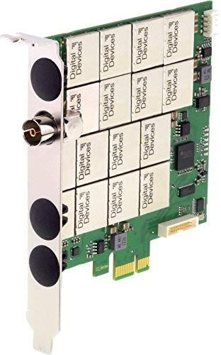8 Tarjeta sintonizador TV DVB-C2/T2 - DD Max A8 tarjeta de ...