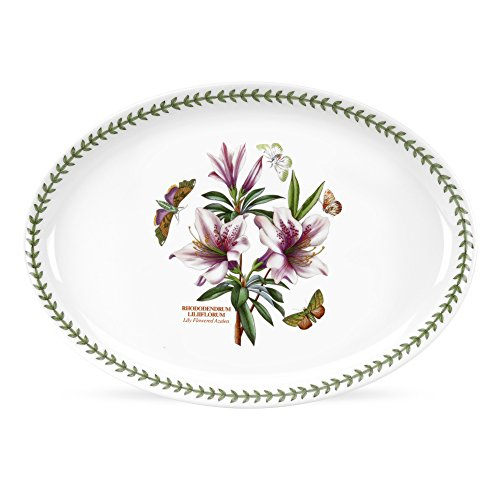 Portmeirion Botanic Garden Oval Serving Dish