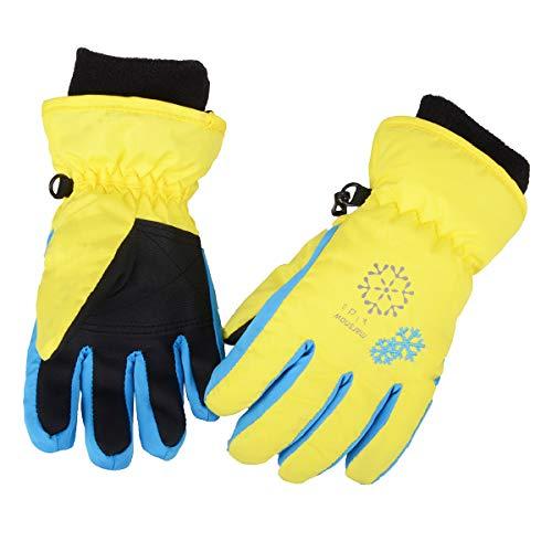 7-Mi Girls' Outdoor Recreation Gloves, Mittens & Liners
