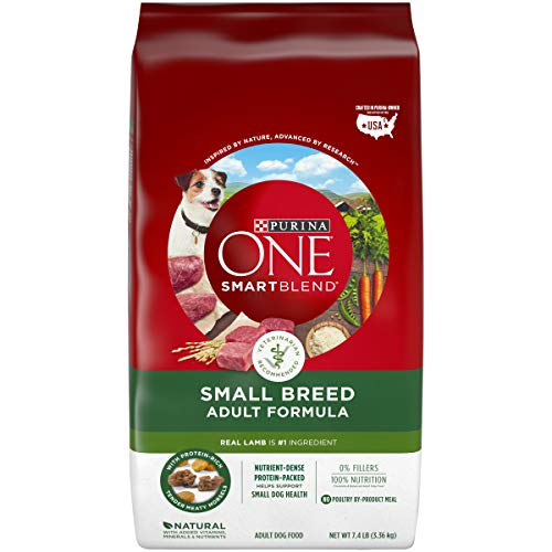 Purina ONE Natural Small Breed Dry Dog