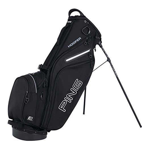 PING Golf Men's Hoofer Bag, Black