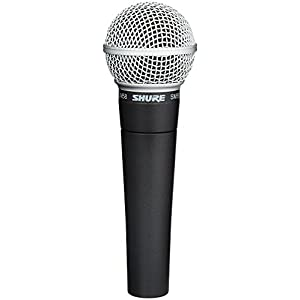 Shure SM58-LC Cardioid Dynamic Vocal Micropho...