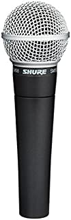Shure SM58-LC Cardioid Vocal Microphone without Cable (B000CZ0R42) | Amazon Products
