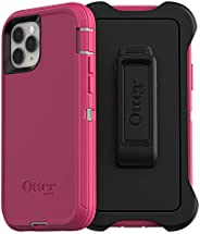 OtterBox DEFENDER SERIES SCREENLESS EDITION Case for iPhone 11 Pro - LOVE BUG (Raspberry Pink) (DOVE/RASPBERRY