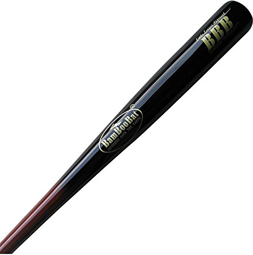BamBooBat Youth Bamboo Wood Bat ( 100日保証) B07B8QV2M3