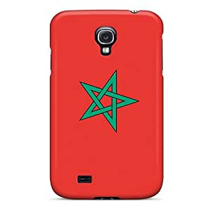 New Cute Funny Morocco Flag Cases Covers/ Galaxy S4 Cases Covers Black Friday