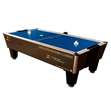 Amazon.com : Gold Standard Games Tournament Pro Air Hockey Table ...